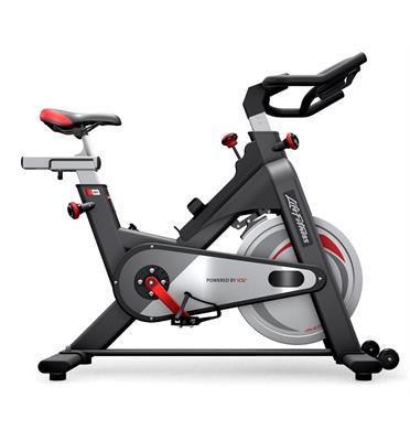"""אופני ספינינג  בעלת שלדת פלדה קומפקטית אך חזקה וגלגל תנופה במשקל 15 ק""""ג דגם IC2"""