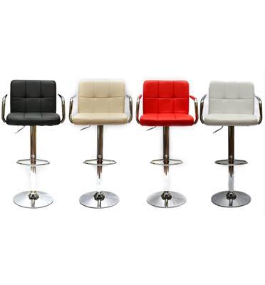 2 כסאות  בר דגם MSH-3-5P בלי ריפוד בידיות מבית ROSSO ITALY