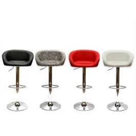 2 כסאות בר דגם MSH-1-9 מבית ROSSO ITALY בארבעה צבעים לבחירה