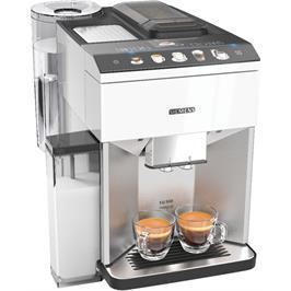 מכונת קפה אוטומטית EQ.500 integral עיצוב בסטייל ונוחות כפולה תוצרת SIEMENS דגם TQ507R02