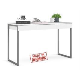 שולחן כתיבה עם מגירות ורגלי ברזל תוצרת דנמרק HOME DECOR דגם ענת