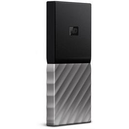 כונן חיצוני SSD MY PASSPORT SSD 256GB תוצרת Western Digital דגם  38168-256-12