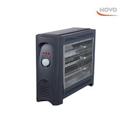 תנור חימום טורבו דגם NOV 3000 תוצרת NOVO