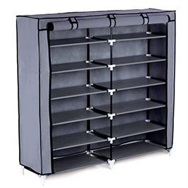 אם גם לכם אין מקום לכל הנעליים או הבגדים זה הפתרון בשבילכם! ארון אחסון קל רשפון 12