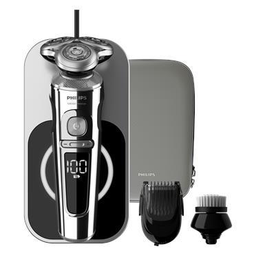 מכונת גילוח המאפשרת גילוח חלק וקרוב מאי פעם SP9863/14 תוצרת PHILIPS