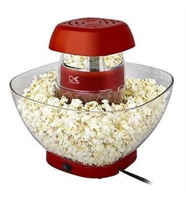 מכונה להכנת פופקורן ללא שמן Kalorik Volcano Popcorn Maker דגם PCM 43848 R