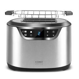 מצנם 2 פרוסות דיגיטלי & מעלית אוטומטית תוצרת CASO דגם NOVEA T2 Toaster