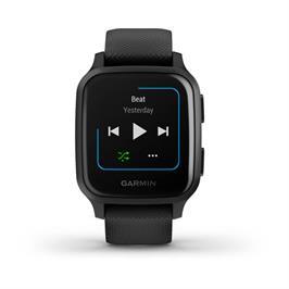 שעון ספורט החדש כולל מסך מגע איכותי תוצרת garmin דגם Venu SQ GPS Music