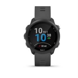 שעון ריצה בעל GPS תוצרת GARMIN דגם Forerunner 245