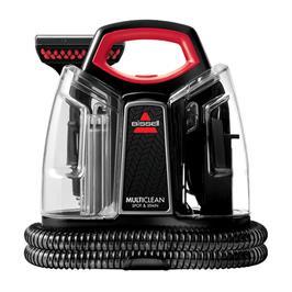 מכונת ניקוי שואבת ושוטפת חוטית תוצרת Bissell דגם Multiclean Spot & Stain 4720M