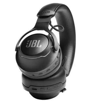 אוזניות קשת אלחוטיות מבית JBL דגם CLUB 950 BT שחור