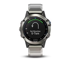 שעון ספורט Quatix 5 Sapphire מבית Garmin דגם 010-01688-42H