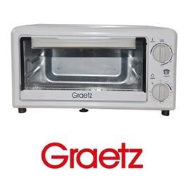 טוסטר אובן 12 ליטר לבן  דגם OT-1220 תוצרת Graetz