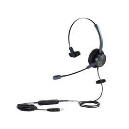 ערכת ראש לאוזן אחת + מיקרופון מיועד לשיחות תוצרת Mairdi דגם MRD-809UC