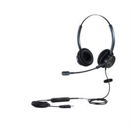 ערכת ראש לשתי אוזניים + מיקרופון מיועד לשיחות תוצרת Mairdi דגם MRD-809UCDB
