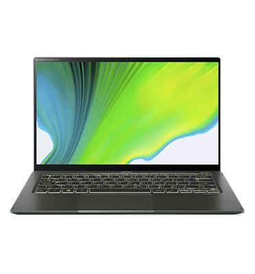 """מחשב נייד בעל מסך מגע 14"""" תוצרת ACER דגם SF514-55T-534C מקט NX.A34EC.004"""