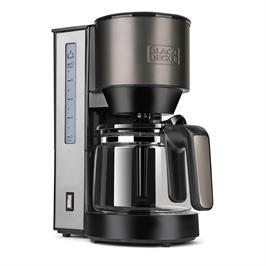 פרקולטור קפה עוצמתי 870W מבית BLACK & DECKER דגם BXCO870E