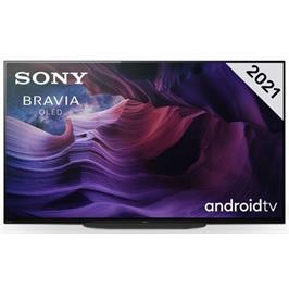"""טלויזיה BRAVIA OLED QFHD 4K HDR """"48 תוצרת SONY דגם KD48A9BAEP"""