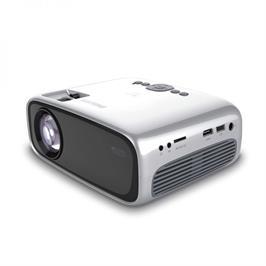 מקרן ביתי Full HD עם מגוון חיבורים תוצרת PHILIPS דגם NeoPix Easy