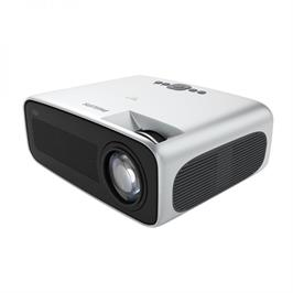מקרן ביתי Full-HD 120 עם WiFi ו- Bluetooth תוצרת PHILIPS דגם NeoPix Ultra