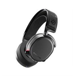 אוזניות עם רמקולים פרימיום תוצרת SteelSeries דגם Wireless Arctis Pro