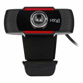 מצלמת רשת S20 480P עבור ZOOM, שיחות ועידה, SKYPE ועוד כולל מיקרופון מובנה