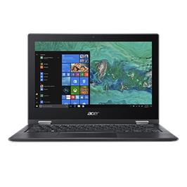 מחשב נייד 11.6 זכרון 4GB כונן 64GB תוצרת ACER דגם Spin 1 SP111-33-C5PE
