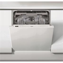 מדיח אינטגרלי מלא החוש השישי POWER CLEAN PRO עם פתיחה אוטומטית מבית Whirlpool דגם WRIC 3C26 PE