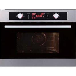 תנור בנוי משולב מיקרוגל דיגיטלי 46 ליטר נירוסטה תוצרת Crystal דגם CO45S