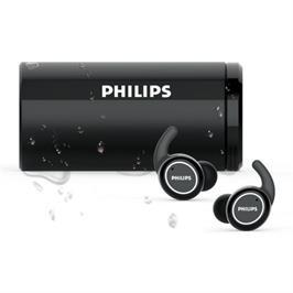 אוזניות TRUE WIRELESS תוצרת  Philips דגם TAST702BK
