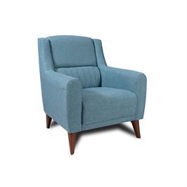כורסא מעוצבת  במגוון צבעים תוצרת BRADEX דגם LEVANTE
