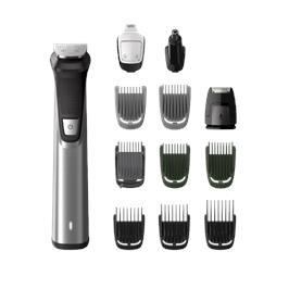 הערכה המושלמת לטיפוח שיער הפנים ערכת טיפוח משולבת MultiGroom תוצרת PHILIPS דגם MG7735/15