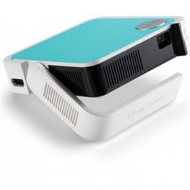 מקרן לד נייד  חכם המספק בידור נוח בכל מקום  תוצרת ViewSonic דגם M1 MINI PLUS