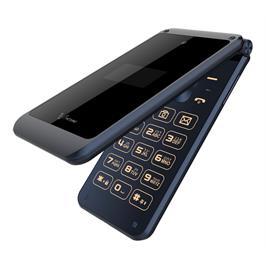 טלפון למבוגרים 3G קל לתפעול התומך בכל הרשתות הסולר דגם Victurio 3G MIO W710F
