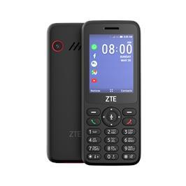 טלפון סלולרי עם אפליקציות כולל Whatsapp צבע שחור תוצרת ZTE דגם Z2316 4G