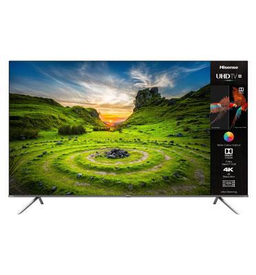 טלוויזיה 50 4K Ultra HD SMART TV תוצרת Hisense דגם 50A7500FIL