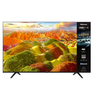 טלוויזיה 58 4K Ultra HD SMART TV תוצרת Hisense דגם 58A7100FIL