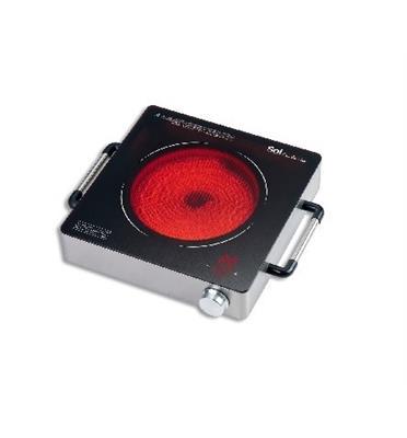 כירה קרמית חשמלית הספק 2000W תוצרת SOL דגם SL-1133