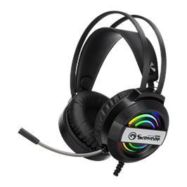 אוזניית סטריאו לגיימרים מתקדמים מבית MARVO דגם MARVO-HG8902