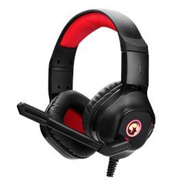 אוזניות סטריאו גיימינג Over Ear המתאימות לקונסולות ו PC מבית MARVO דגם HG8929