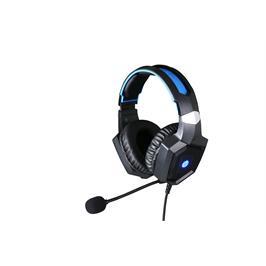 אוזניית סטריאו ארגונומיות לגיימר המתקדם  מבית HP דגם H320GS