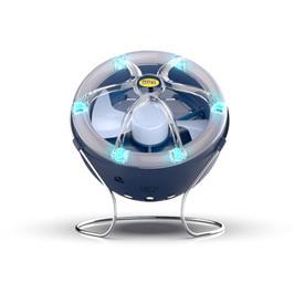 שואב יתושים אקולוגי תוצרת MOEL דגם moon led Mo-el תוצרת איטליה