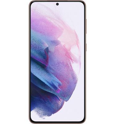 """סמארטפון 6.7"""" זכרון 8GB 256GB תוצרת Samsung דגם S21+ 256GB G996 *מתנה לרוכשים- מכשיר A02s במתנה"""