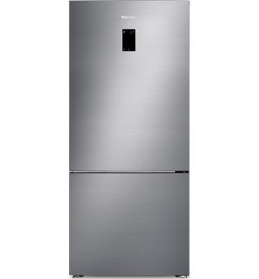 מקרר 2 דלתות 720 ליטר עם מקפיא תחתון מסדרת INOVAN תוצרת Blomberg דגם KND3720XP