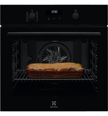 תנור פירוליטי 9 תוכניות רב תכליתי Borderless Design תוצרת Electrolux דגם EOP6524K