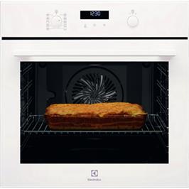 תנור פירוליטי 9 תוכניות רב תכליתי Borderless Design תוצרת Electrolux דגם EOP6524V