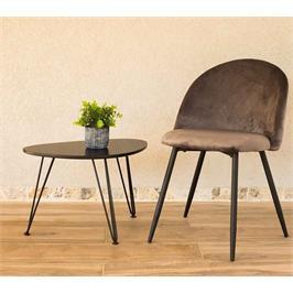 כיסא לפינת אוכל בעיצוב מודרני מבית פנדה סטייל לפינת אוכל דגם ברצלונה