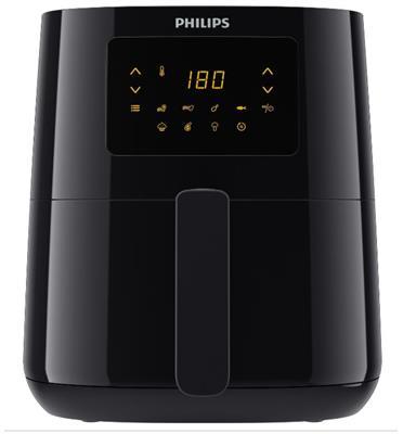 """סיר טיגון ללא שמן בנפח 0.8 ק""""ג AirFry Compact תוצרת Philips דגם HD9252/90"""