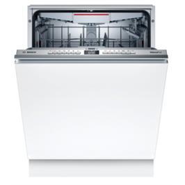 """מדיח כלים רחב אינטגרלי מלא 60 ס""""מ 13 מערכות כלים סדרה Serie 4 תוצרת BOSCH דגם SMV4ECX26E"""