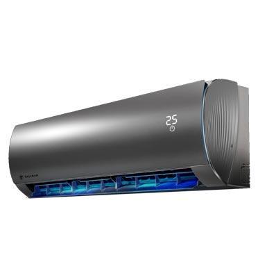 מזגן עילי 24,330BTU עם Wi-Fi מובנה ועיצוב חדשני מבית TADIRAN דגם SUPREME 28 אפור קרבון